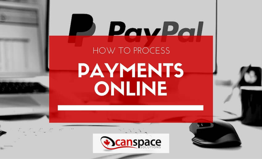 How to process payments online