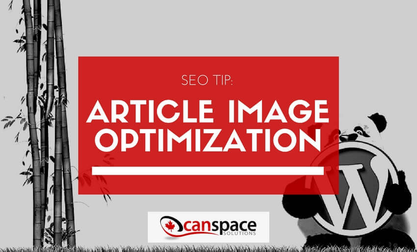 SEO Optimizing article images for search engines