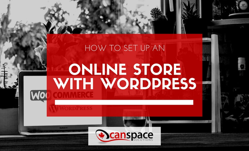 How to set up an online store with a wordpress website