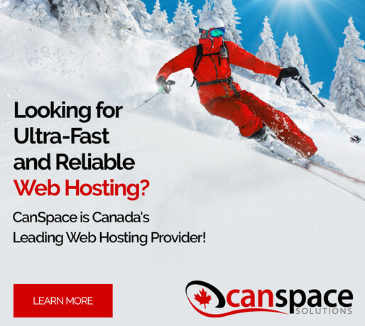 Get your Web Hosting from CanSpace!